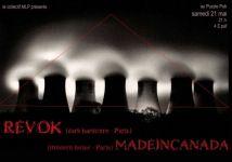 REVOK+MADEINCANADA // 21 mai