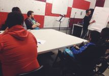 Atelier d'écriture rap
